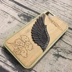 Ốp lưng Iphone 4 4s cánh