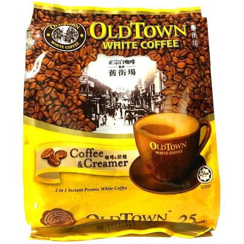 Cà phê Creamer Old Town White Coffee Malaysia