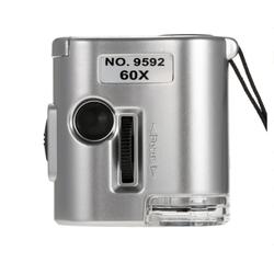 Lens 60x Cực Nét Có Đèn No 9592