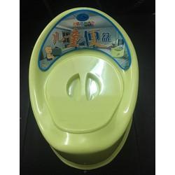 Bô tập đi vệ sinh cho bé