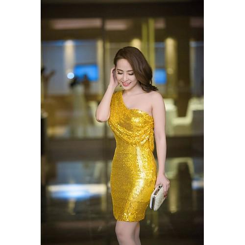 Đầm Kim Sa Quỳnh Nga