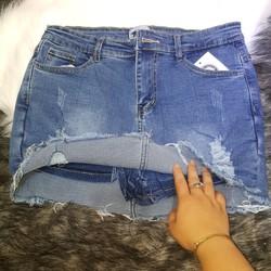 chan váy quần jean cào rấch big size 30-32