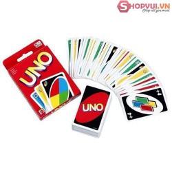 Bài UNO Boardgame giải trí nhóm