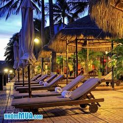 Resort Nắng Hòn Rơm chuẩn 2 Sao tại Mũi Né  Ăn sáng
