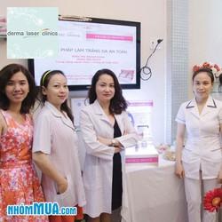 Điều trị mụn chuyên sâu giá ưu đãi sinh viên - Derma Laser