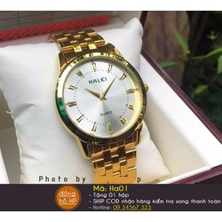 Đồng hồ nam cao cấp Halei