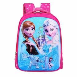 Balo đi học hoạt hình công chúa Elsa và Anna