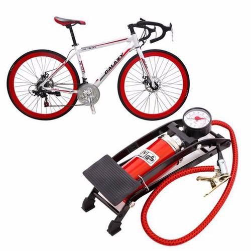 Bơm hơi đạp chân xe đạp, xe máy 1 xi lanh - 5203610 , 8582176 , 15_8582176 , 208000 , Bom-hoi-dap-chan-xe-dap-xe-may-1-xi-lanh-15_8582176 , sendo.vn , Bơm hơi đạp chân xe đạp, xe máy 1 xi lanh