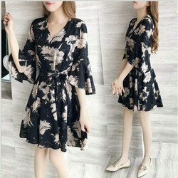 Đầm Maxi Thun Co Giãn