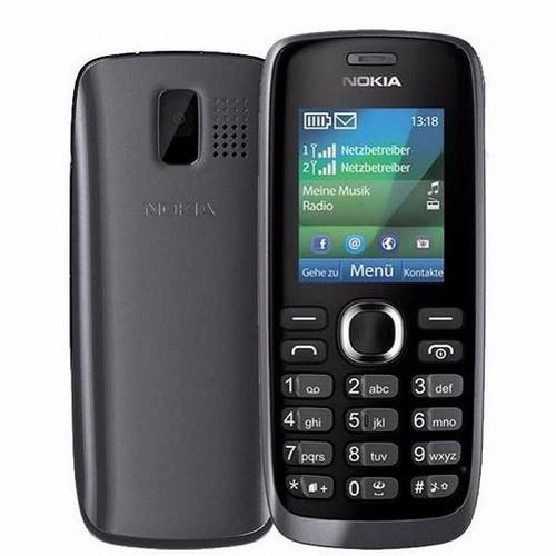 Vỏ Nokia 112  có sườn - không phím