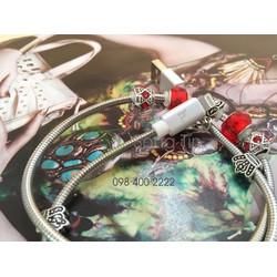 Hoco- Dây Cáp sạc cổng Apple Lightning - U7 - Vòng tay Pandora