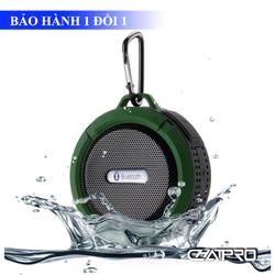 Loa Bluetooth Mini C6 Kiêm Móc Khóa