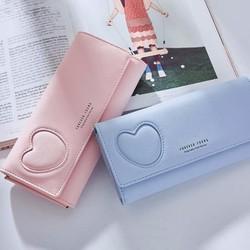 Bóp ví nữ thời trang Weichan chính hãng F7611-1
