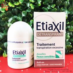 Lăn khử mùi Etiaxil Traitement Transpiration 15ml