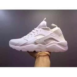 Giày thể thao nam Huarache trắng
