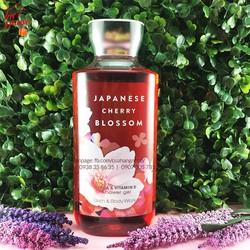 Sữa tắm Bath Body Works Japanese Cherry Blossom 295ml
