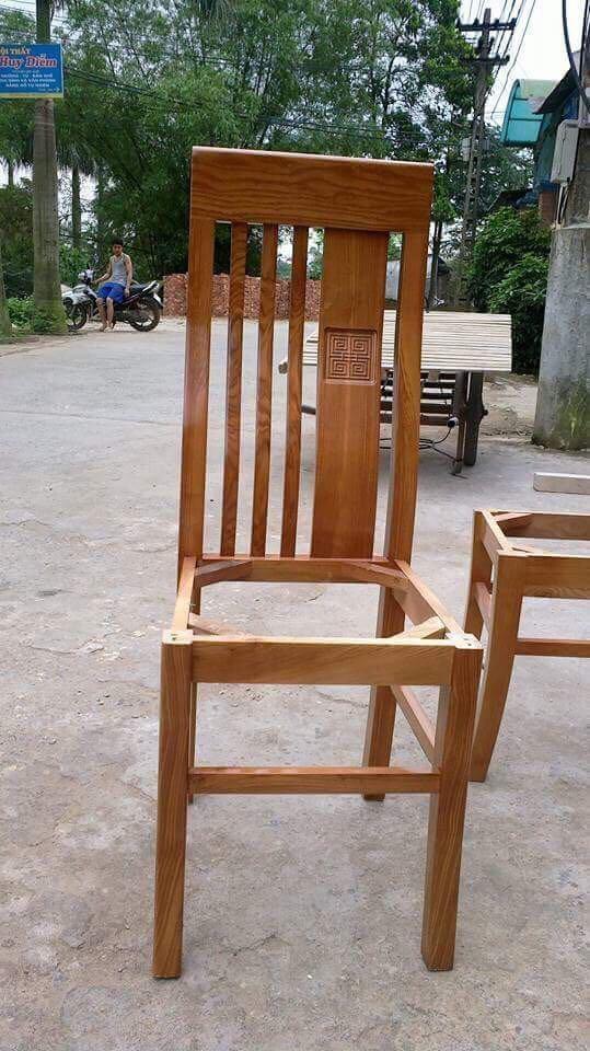 bàn ăn gỗ trẹo 6
