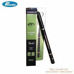 Viết kẻ mí mắt SURI Waterproof eyeliner pen