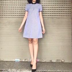 Đầm xuông  hàng thiết kế