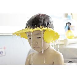 [HCM, giá rẻ] Mũ tắm chắn nước cho bé bằng nhựa xốp