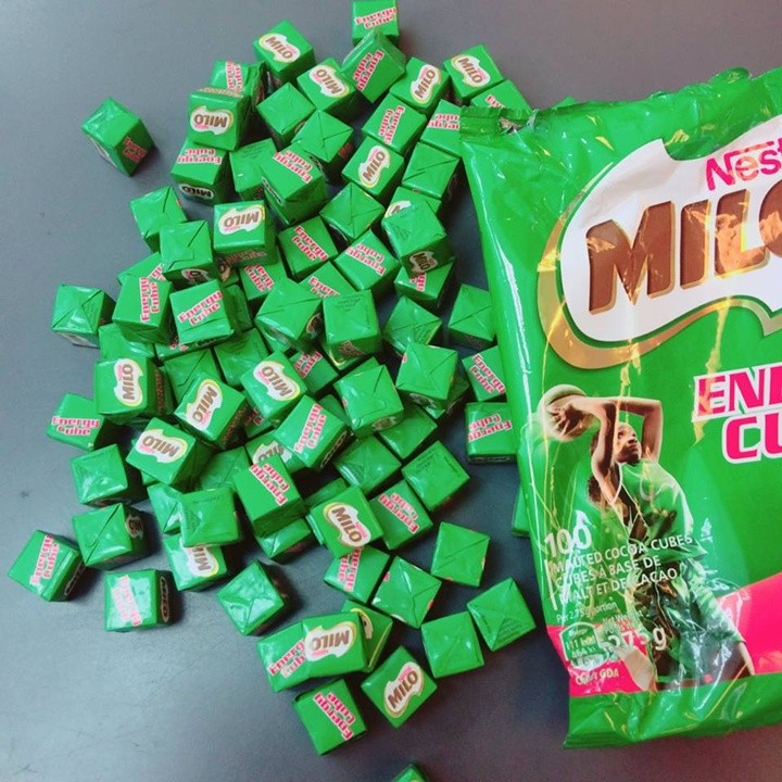 Kẹo Milo Cube 40 viên 1