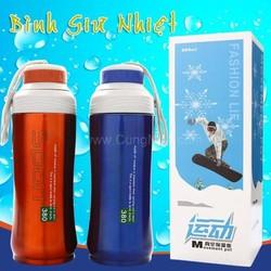 Bình Giữ Nhiệt Inox Sport IN.02-003 380ml