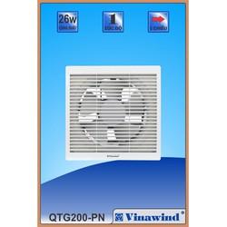 Quạt thông gió Điện cơ thống nhất 200-PN