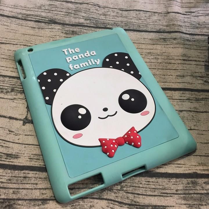 Ốp lưng ipad 4 hình panda 1