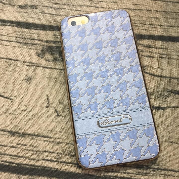 Ốp lưng Iphone 6 6s Isecret silicon 3
