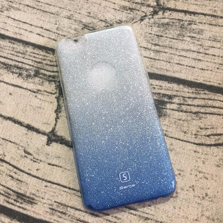 Ốp lưng Iphone 6 6s kim tuyến silicon 2