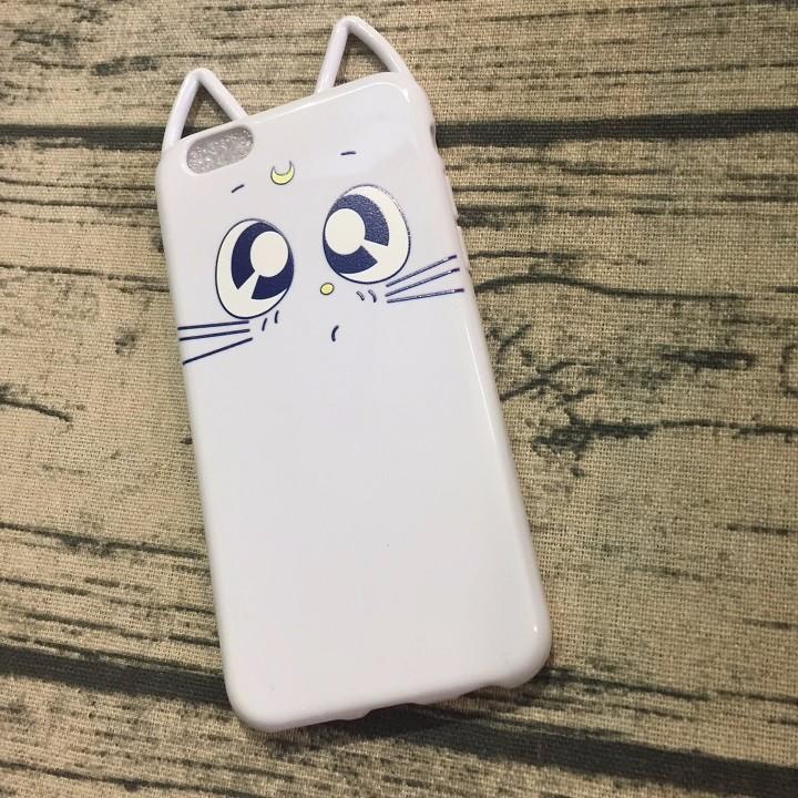 Ốp lưng Iphone 6 6s mèo khóc 1