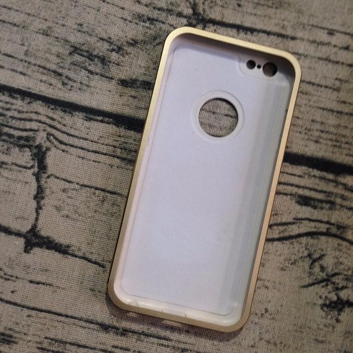 Ốp lưng Iphone 6 6s trơn màu hồng 1