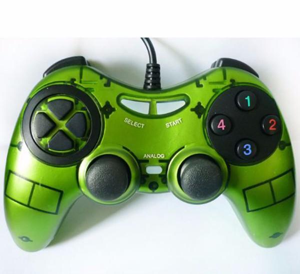 Tay game pc, laptop cao cấp gamepad U900 tích hợp 2 joystick 5