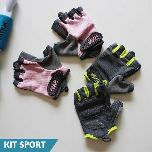 Găng tập thể thao nam nữ Boer |Bộ Đồ phụ kiện gym Kit sport