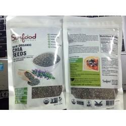 Hạt Chia Organic Nhập Khẩu Từ Mỹ