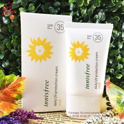 Kem chống nắng Innisfree chống nắng kiểm soát nhờn SPF35