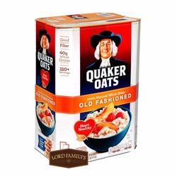 Hộp 4,53Kg Yến Mạch Quaker Oats Nhập Từ Mỹ
