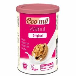 Sữa hạt Óc chó hữu cơ dạng bột Ecomil 400g