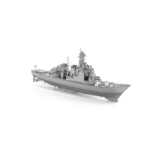 Đồ chơi lắp ghép mô hình 3D bằng thép battle ship