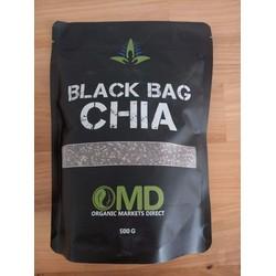 Black Chia Bag Xách Tay Úc Gói 500g