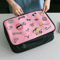 Túi xách du lịch cái môi Size Nhỏ