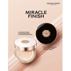 Phấn Nước TFS [Miracle Finish] Oil Control Water Cushion #V201