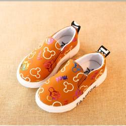 giày trẻ em bé trai 2-4 tuổi