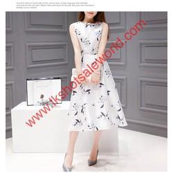 Đầm xòe xinh , mãu mới, giá rẻ