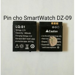 Pin Đồng Hồ Thông minh SmartWatch DZ09