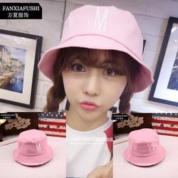 Nón vành rộng nữ style Hàn Quốc
