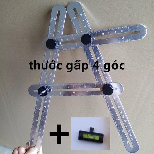 Thước gấp 4 góc - 4917490 , 6698904 , 15_6698904 , 130000 , Thuoc-gap-4-goc-15_6698904 , sendo.vn , Thước gấp 4 góc