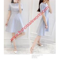 Đầm xòe xinh , chất liệu đẹp, giá rẻ