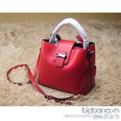 Túi xách da, túi đeo chéo da nữ BigBang 021