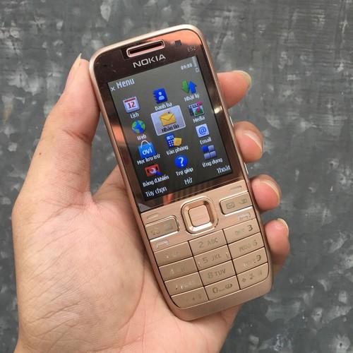 Nokia E52 gold chính hãng - 5068110 , 6691000 , 15_6691000 , 990000 , Nokia-E52-gold-chinh-hang-15_6691000 , sendo.vn , Nokia E52 gold chính hãng